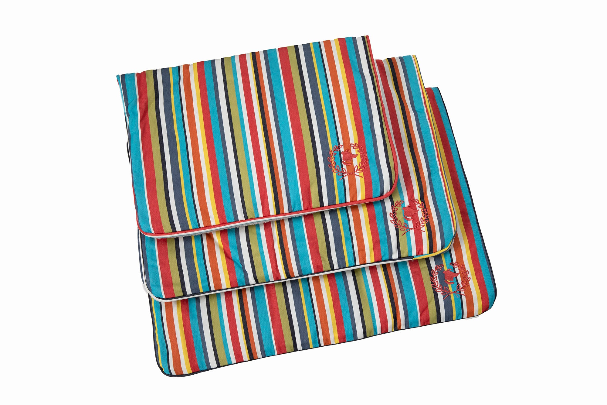 Canine Styles - Reef Stripe - Dog Crate Mat