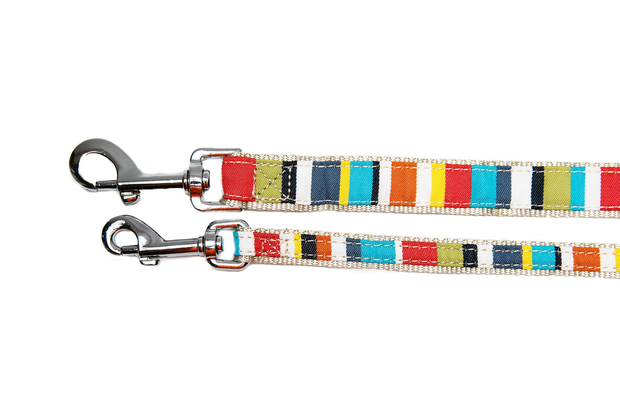 New | Signature Collection - Collar, Harness, & Lead - Reef Stripe