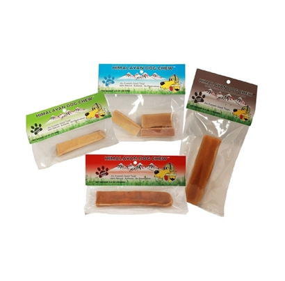 Himalayan - Dog Chew - Dog Treat - 3 Sizes - USA