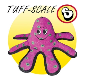 Tuff Toy - Sea Creature - Durable Toy - Dog Toy - 2 Options