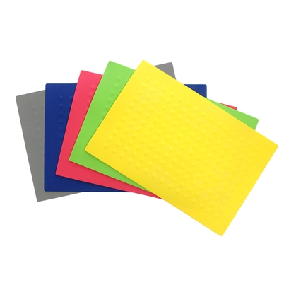 Placemat - Rubber Placemat - Dog Placemat - 3 Color Options