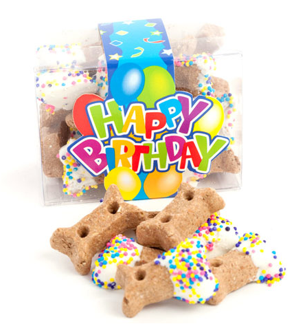 Specialty Happy Birthday Mini Treats - USA