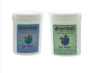 Hypo Allergenic - Eye Wipe - Ear Wipe