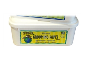 Hypo-Allergenic - Fragrance Free - Grooming Wipe