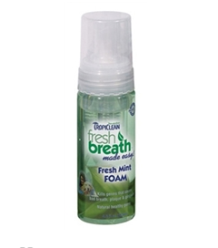 Dental Care - Dog Breath - Fresh Mint Foam