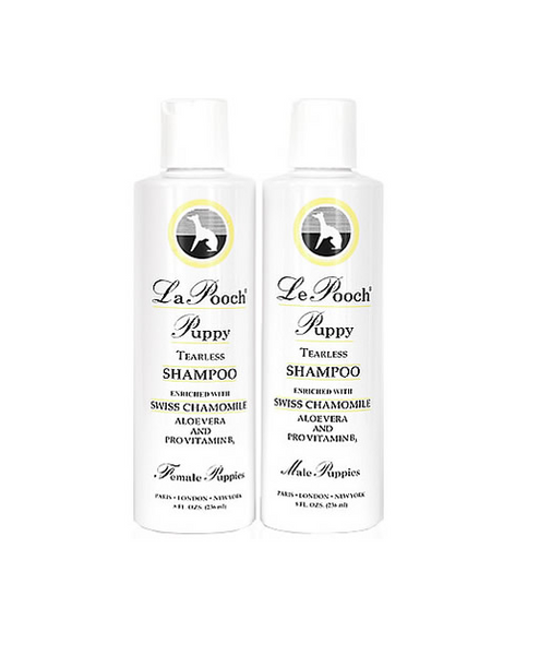 La Pooch - Tearless Puppy Shampoo - Dog Shampoo