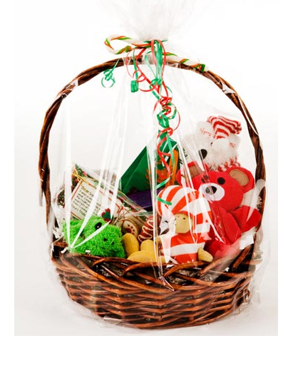 Dog Gift Basket - Dog Holiday