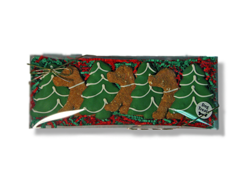 Dog Treat - Cookie Pack - Holiday Biscuit