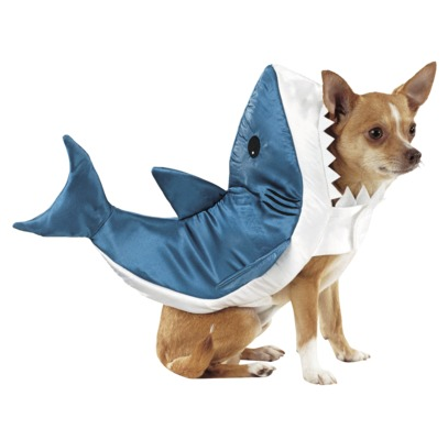 Halloween Costume - Shark Costume - Dog Costume
