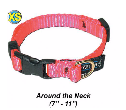 Cetacea Quick Release Nylon Collars | 13 Colors