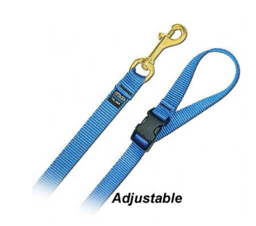 Cetacea 4 ft & 6th Long Nylon Leash with Quick Release Handle| 13 Colors