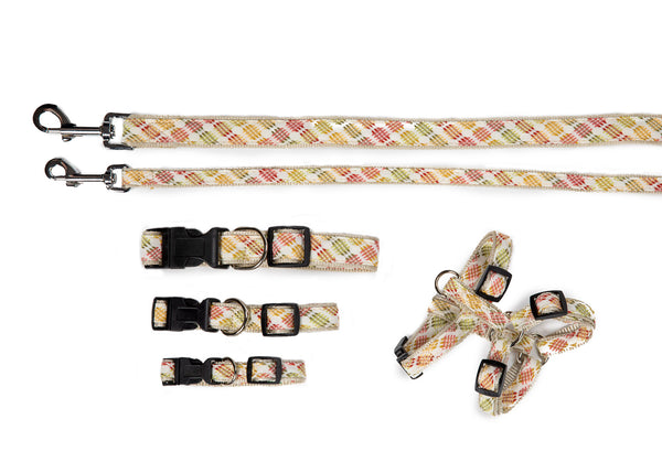 Signature Collection - Collar, Harness, & Lead - Fruit Punch Collection