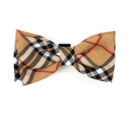 Plaid Collection - Dog Bow tie
