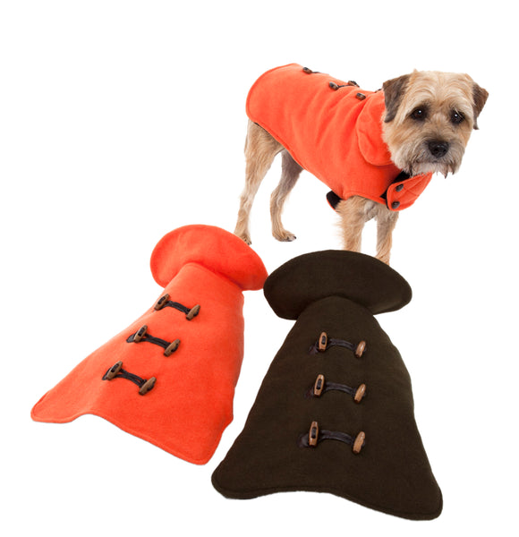 Toggle - Dog Coat - 3 Color Options