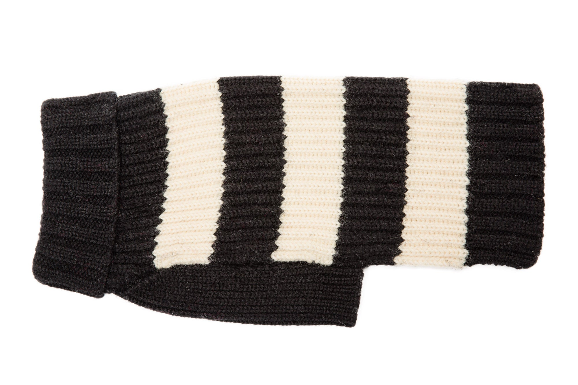 Dog Sweater - Wool Varsity Stripe, 3 Colors