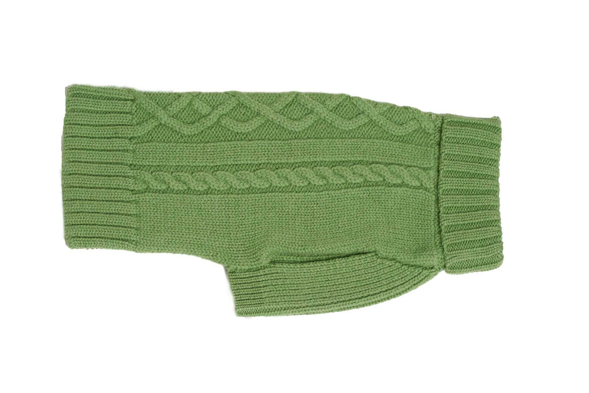 Vineyard Sweater - Wool Dog Sweater - 3 Color Options