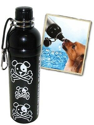 Travel Dog Water Bottle - Travel Dog Bowl - Dog Bowl