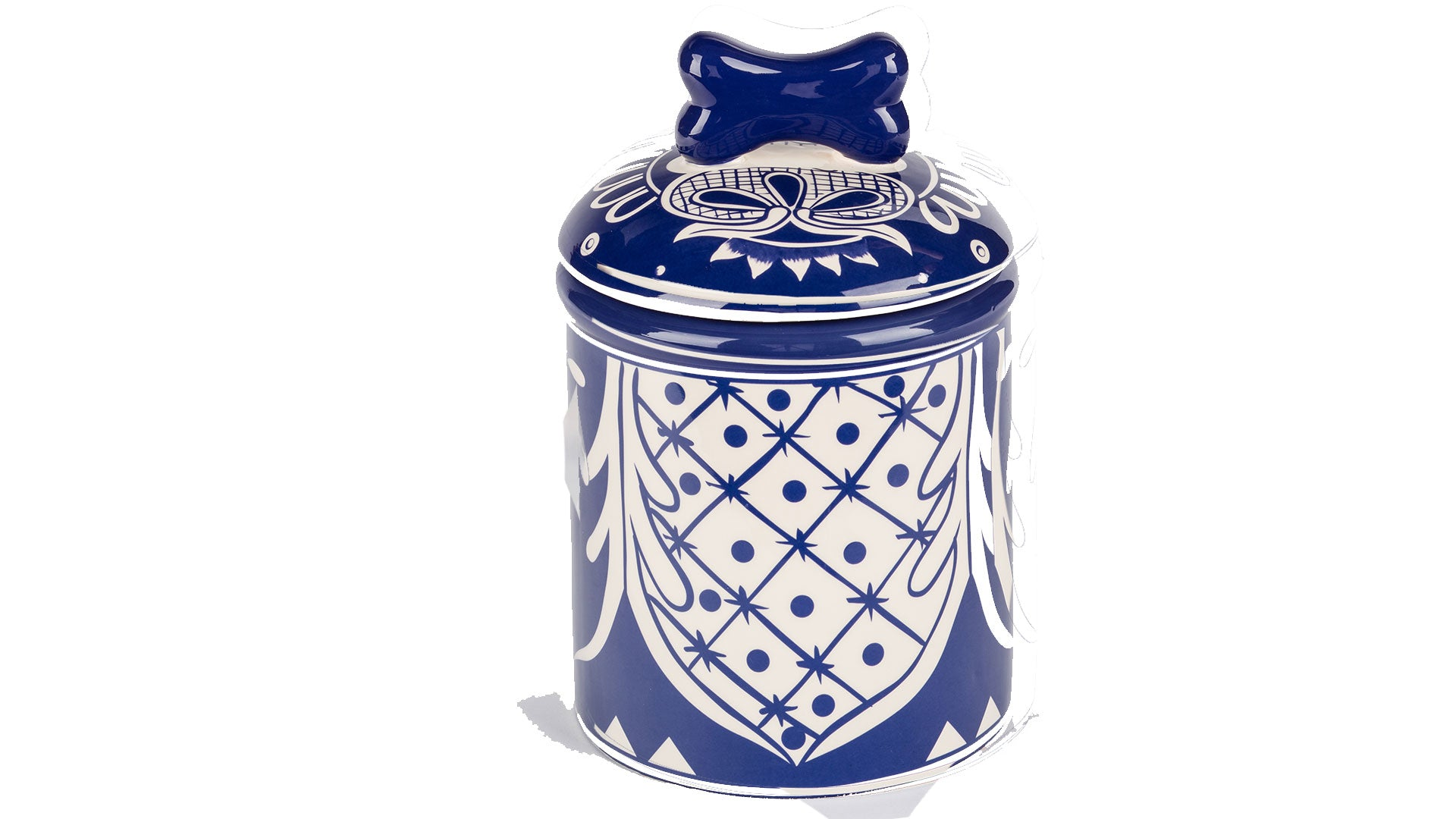 Mexicana Pattern - Treat Jar