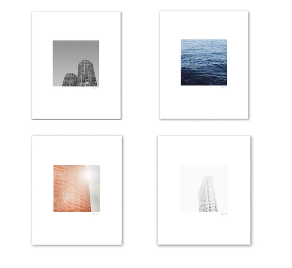 Chicago Archival PIgment Print Set