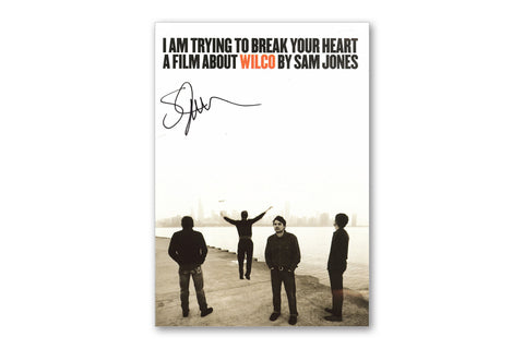 I Am Trying to Break Your Heart Two Disc Special Edition Signed DVD