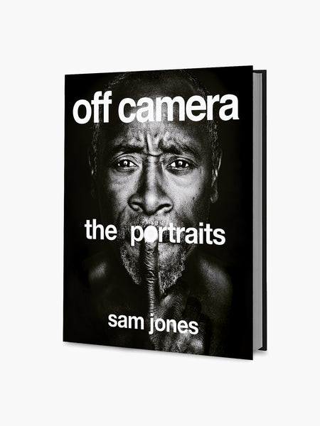 Off Camera - The Portraits - Signed Edition