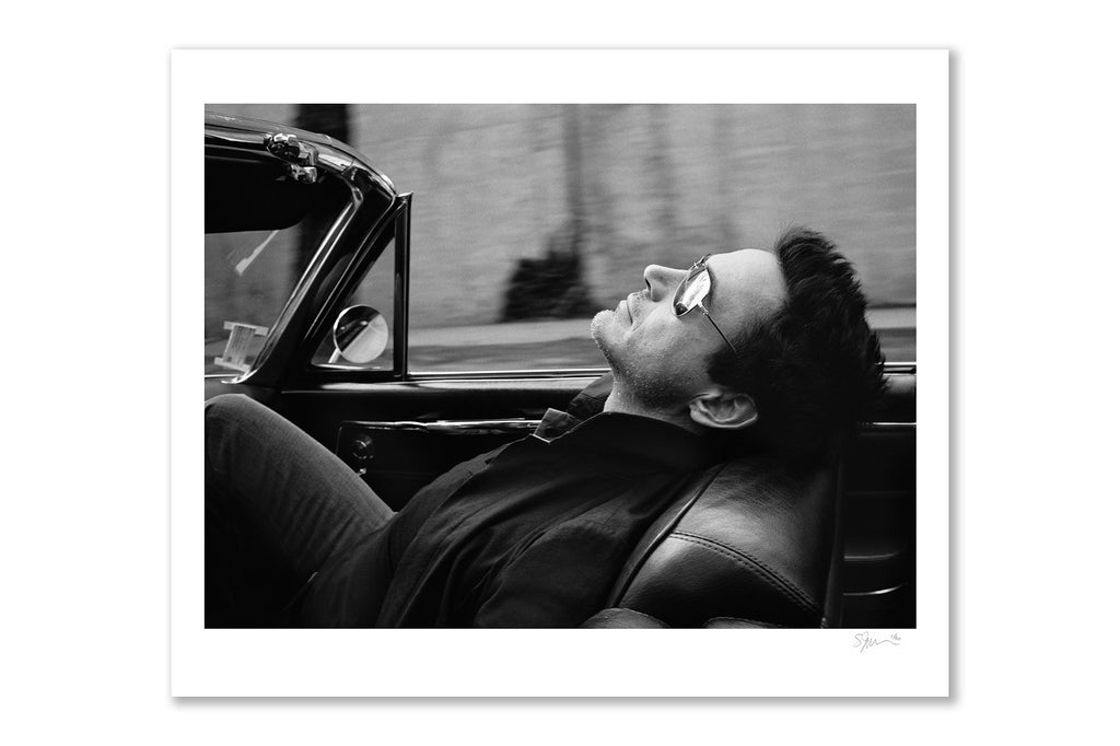 Robert Downey Jr. Car, Beverly Hills, CA, 2008 Archival Pigment Print