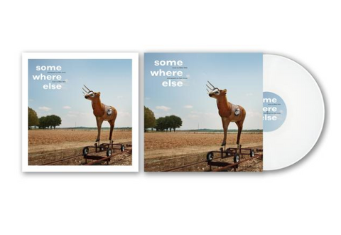 BLOWOUT SALE: Some Where Else- Deluxe Edition Book/Record/Postcards