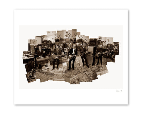 Tom Petty and the Heartbreakers, Van Nuys, CA 2009 Archival Pigment Print