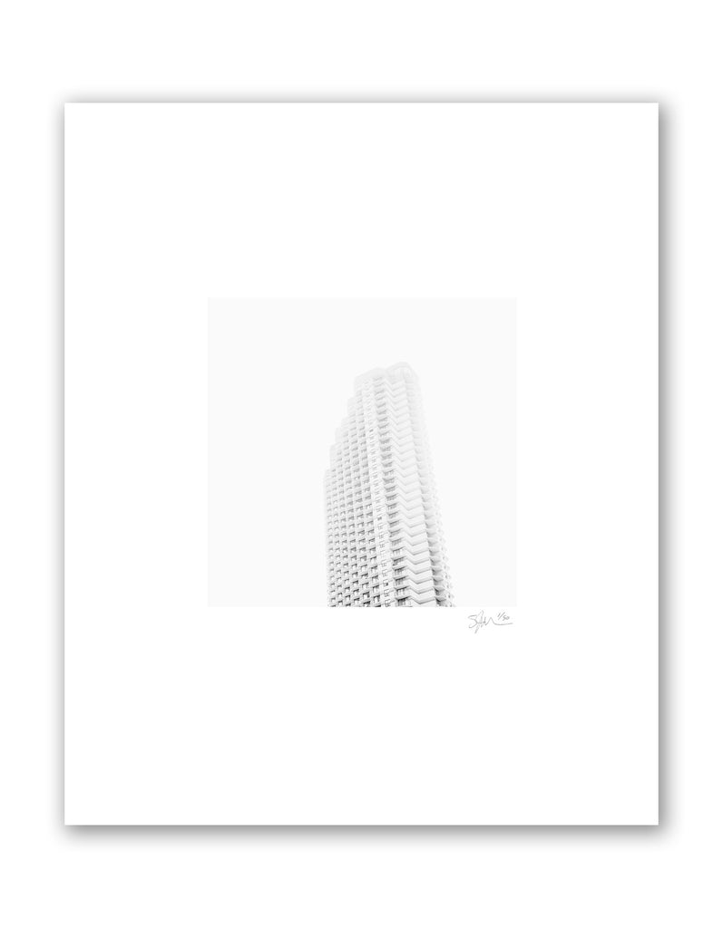 Chicago 5 (Ghost Tower) Archival Pigment Print