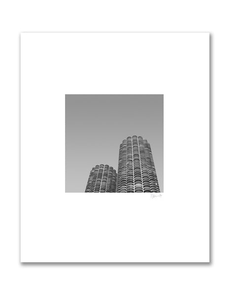 Chicago 4 (Yankee Hotel Foxtrot) Archival Pigment Print