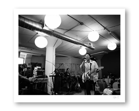 Jeff Tweedy, Chicago, IL, 2000 Archival Pigment Print