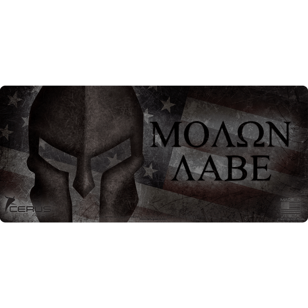 Spartan Molon Labe Handgun Cleaning ProMat