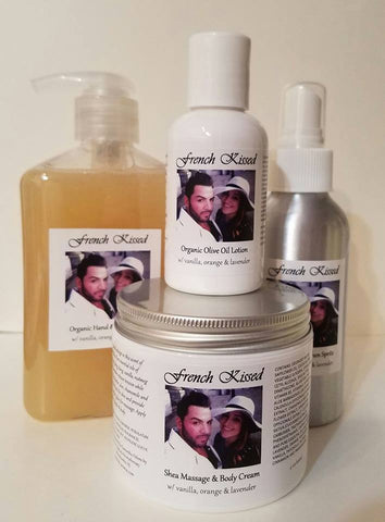 custom aromatherapy wedding favors