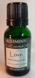 Love Essential Oil in Jojoba oil 50/50