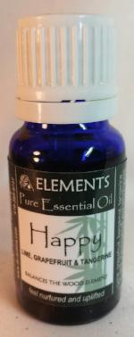 Happy Essential Oil in Jojoba Oil 50/50