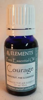 Courage Essential Oil in Jojoba Oil 50/50