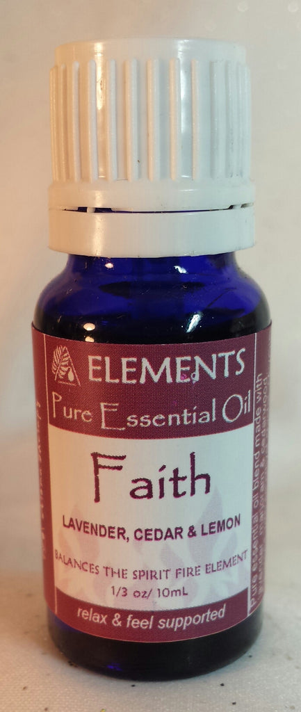 Faith Essential Oil