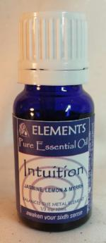 Intuition Essential Oil in Jojoba oil 50/50