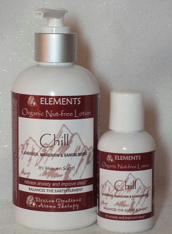 Chill Organic Lotion