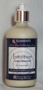 Intuition Organic Hand & Body Lotion