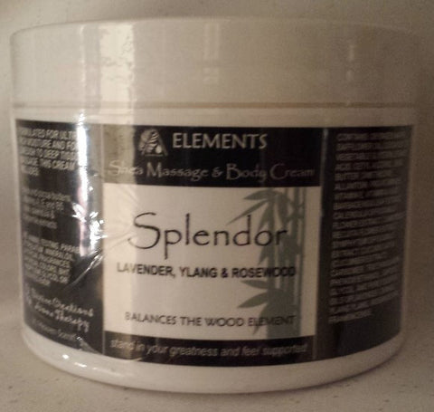 Shea Massage & Body Butter: Splendor