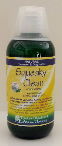 Squeaky Clean- concentrate 8 oz
