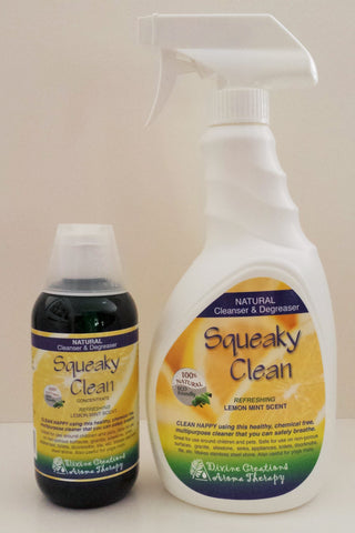 Squeaky Clean- 24 oz combo