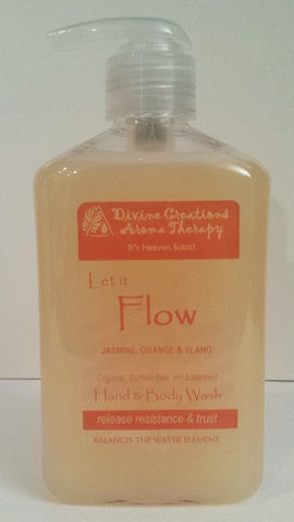 Let it Flow Hand and Body Wash