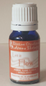 Let it Flow Essential Oil in Jojoba oil 50/50