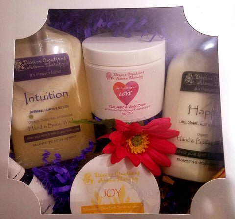 Pamper with Love Kit Gift Set