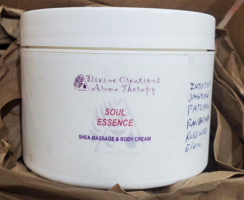 Custom soul essence shea body butter