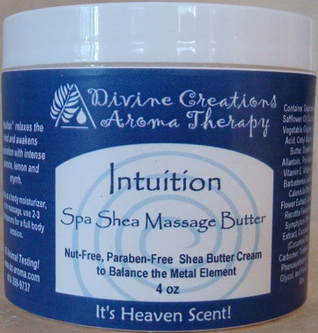 Shea Massage & Body Butter: Intuition