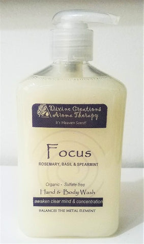 Focus Body Wash