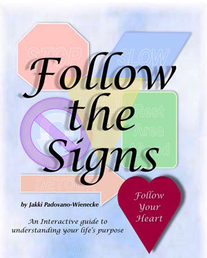 Follow the Signs Self-help Book